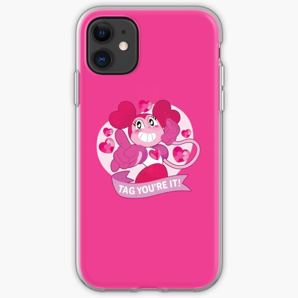 Spinel Steven Universe - Tag you're it iPhone Soft Case