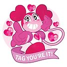 Spinel Steven Universe - Tag you're it by Gamer-threads