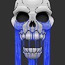 Weeping Skull by crabro