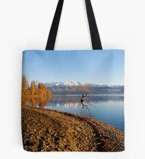 Wanaka Early Morning Tote Bag