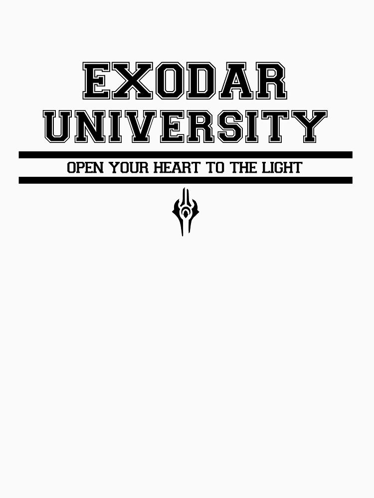 Exodar University by gedaldra