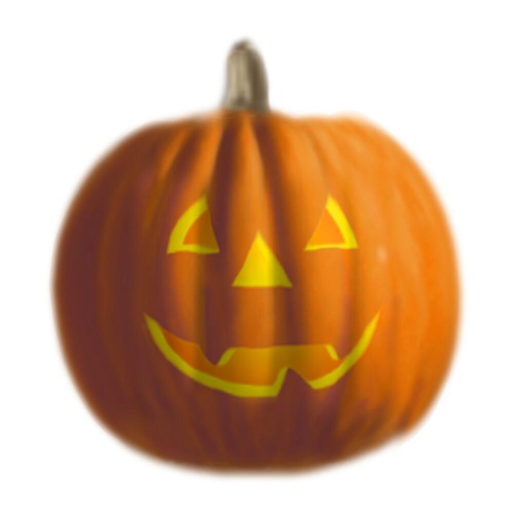 Happy Pumpkin by DolphinPod