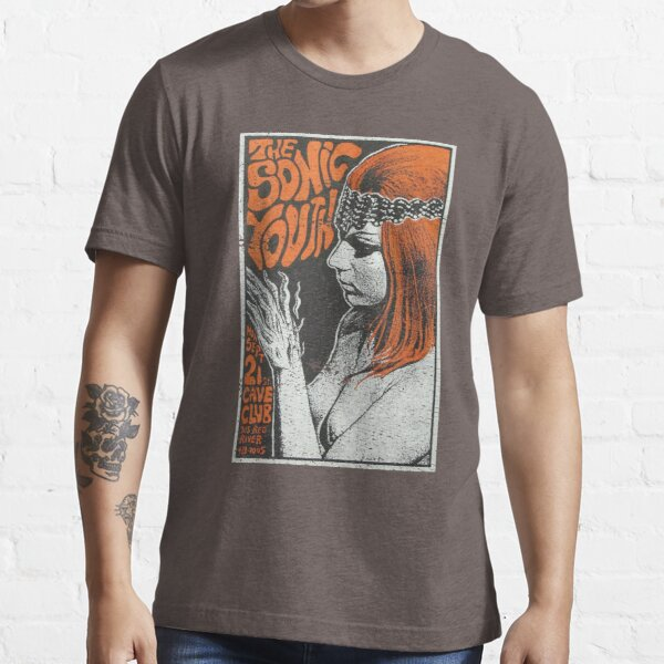 Sonic Youth 1987 Essential T-Shirt
