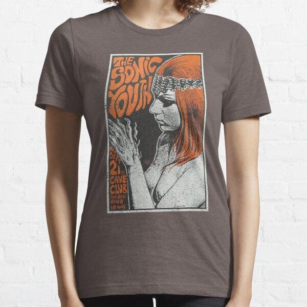 Sonic Youth 1987 T-shirt essentiel