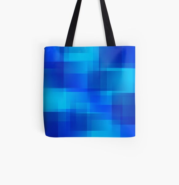 Many Skies All Over Print Tote Bag
