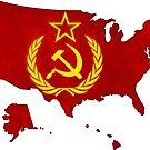 Communist Manifesto - USA by mavisshelton