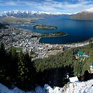 View of Queenstown by chriso