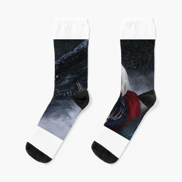 Manon & Abraxos Socks