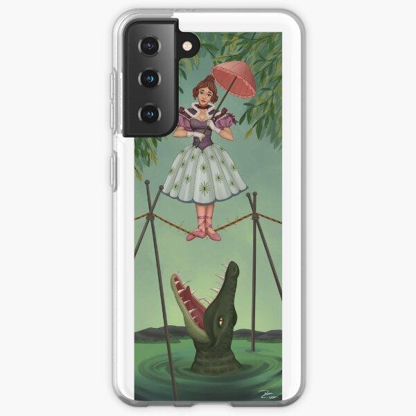 Disquieting Metamorphosis - Haunted Mansion Samsung Galaxy Soft Case