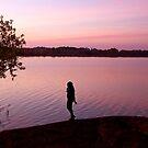 Sunset by LadyFi