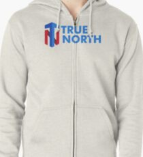 True North Zipped Hoodie