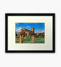 St Oswald's Church - Asgrigg  (HDR) Framed Print