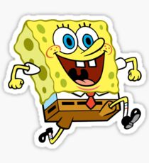 Spongebob Sticker