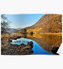 Rydal Water Views Poster