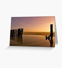 Beach, Cork, Ireland Greeting Card
