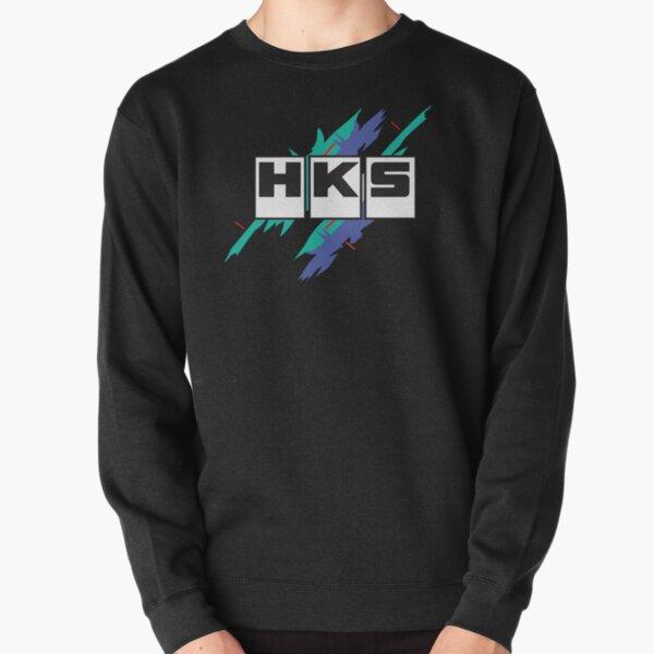 Vintage HKS Vaporwave Pullover Sweatshirt