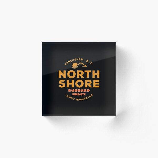 North Shore Acrylic Block