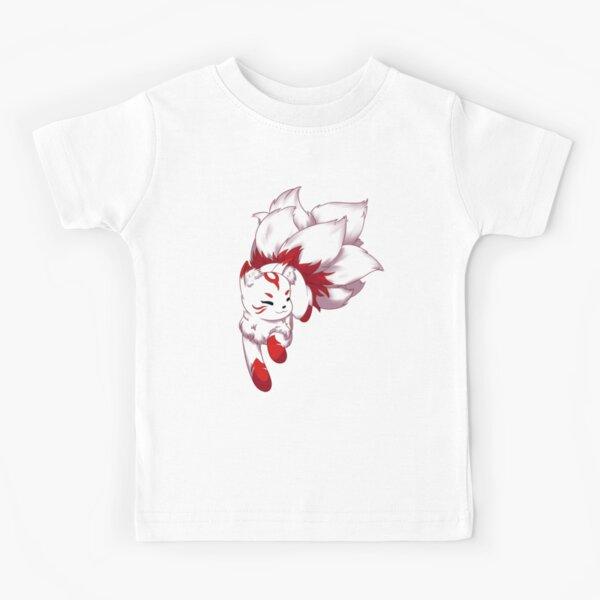 Kitsune  Kids T-Shirt