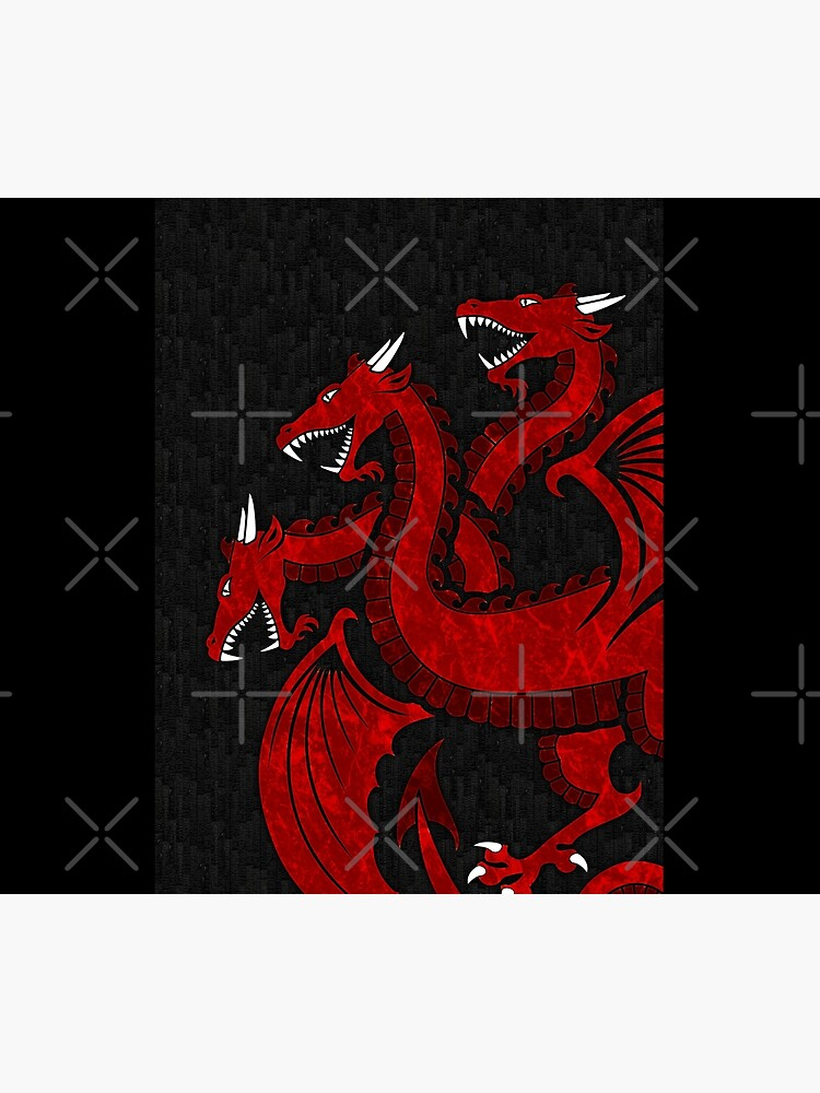 Red Dragon by digital-phx