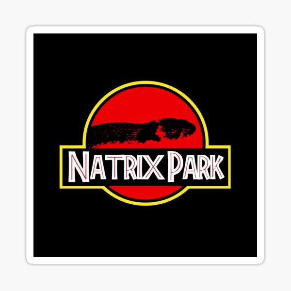 Natrix Park Sticker