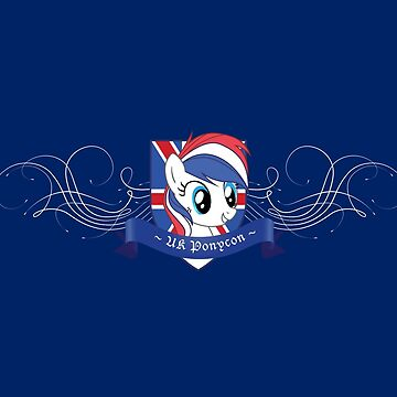 UK Ponycon Logo by ukponycon
