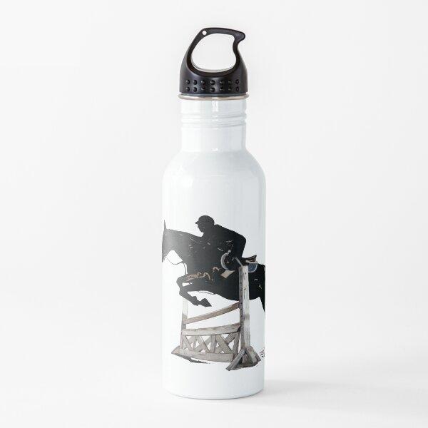 ¡Estaría montando bastante! Camisetas y sudaderas ecuestres Botella de agua