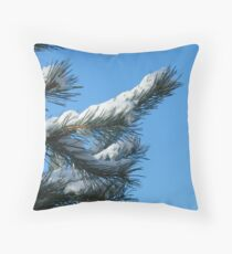 Crummock Pine Throw Pillow