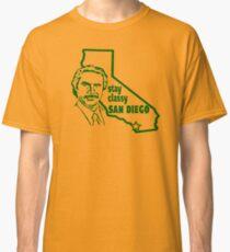 Stay Classy, San Diego Classic T-Shirt