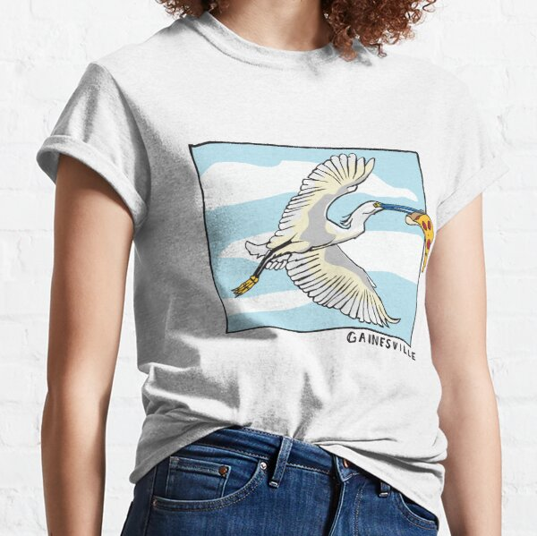 Gainesville - Egrets and Pizza Classic T-Shirt