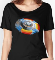 ELO Ship - Electric Light Orchestra Women's Relaxed Fit T-Shirt