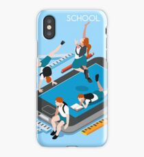 School Devices Smartphone iPhone Case/Skin