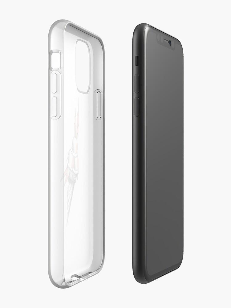 coque 8 - Coque iPhone «Cornet de crème glacée Gucci Slurr», par TrulyMcDermott