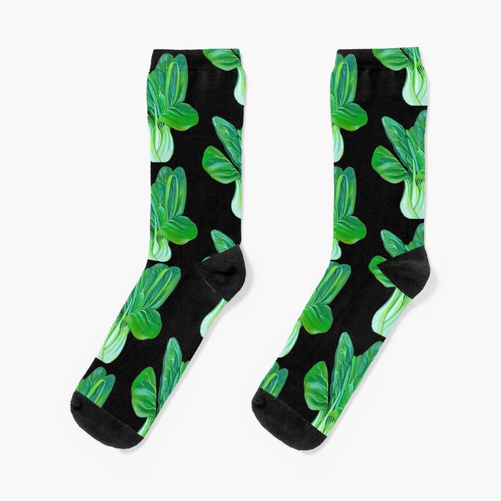 Bok Choy Socks