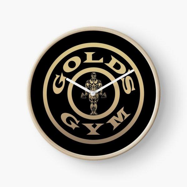 Golds Gym Clock
