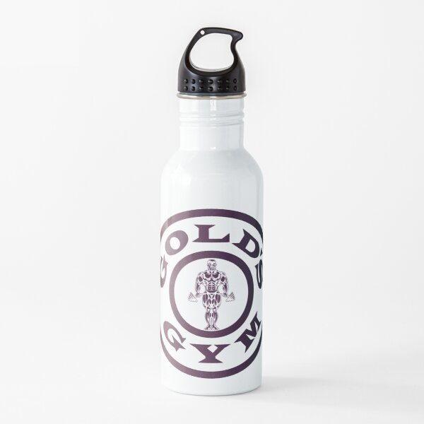 Golds Gym Water Bottle