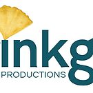 Ginkgo Productions Logo by Jarrod Hall Art