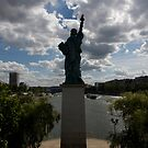 Statue of Liberty by ChrisSinn