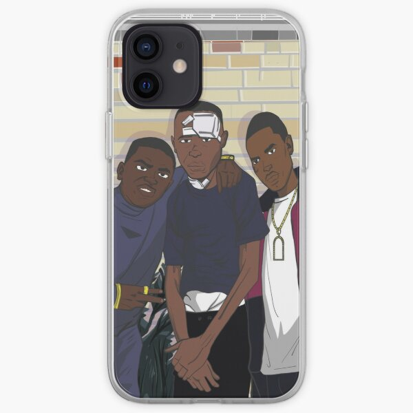 Paid in full Stickers iPhone Soft Case