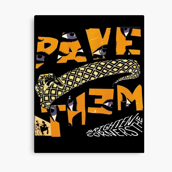 Rock Youth Canvas Print