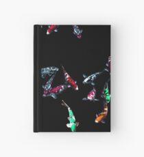 Nishikigoi Koi Coloration Fishes Hardcover Journal
