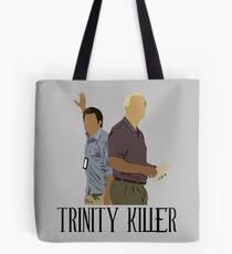 Dexter - The Trinity Killer - Arthur Mitchell Tote Bag