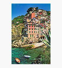 Riomaggiore Photographic Print