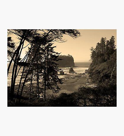 awesome ruby beach, wa, usa Photographic Print
