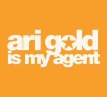 Ari Gold Is My Agent