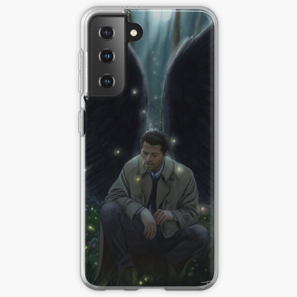 With the Fireflies  Samsung Galaxy Soft Case