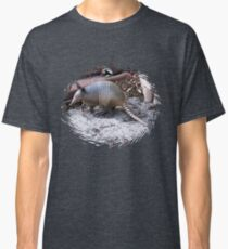 What's THIS in the Yard?  Helllloo, Armadillo!!   Classic T-Shirt