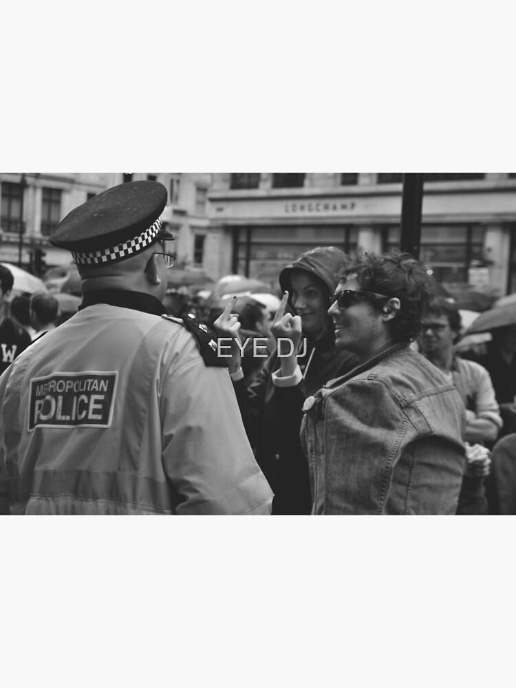 Public Servant - Regent Street, London by iDJPhotography