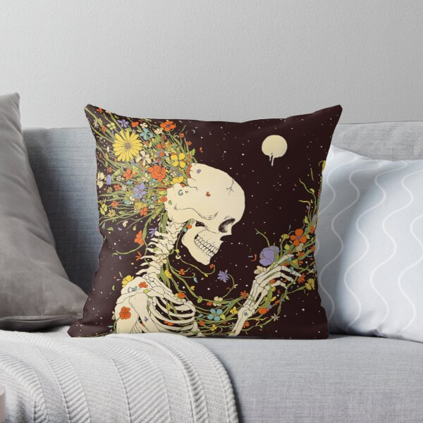 I Thought of the Life that Could Have Been Throw Pillow