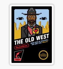 The Old West Sticker