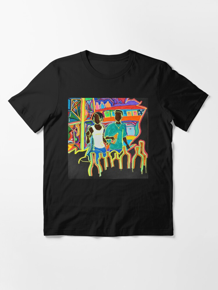 Alternate view of Menace II Society Essential T-Shirt